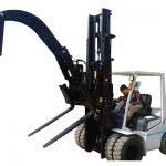 Հիդրավլիկ Forklift խողովակների խցան