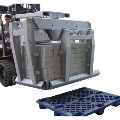Forklift հավելվածի բետոնե բռնակով խցանման դաս 3 &