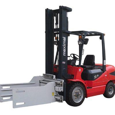 Forklift Attachments Pulp Bale սեղմակներ
