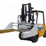 Forklift բլոկային սեղմակներ կամ աղյուսի սեղմակներ 2.5t չփոխվող Forklift բլոկի սեղմակներ