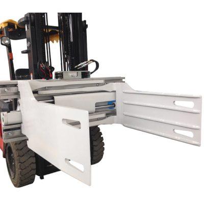Economy Forklift Revoling Bale Clamp- ի արտադրություն