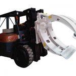 2-րդ դասի Forklift հավելվածի պտտվող թղթի ճարմանդ