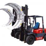 Forklift ռինգի շրջանակի թղթի ճարմանդ