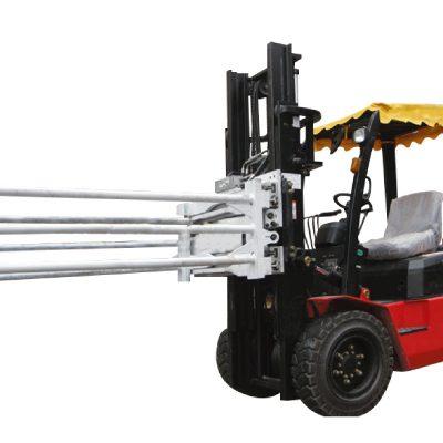 Forklift Attachment Forklift փրփուր սեղմակներ