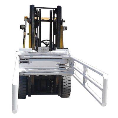Forklift փրփուր մամլիչ
