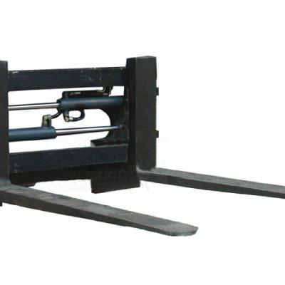 Hydraulic Forkllit Fork Positioner Attachment