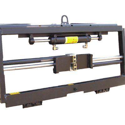Forklift Sideshifting Fork Positioner Attachments
