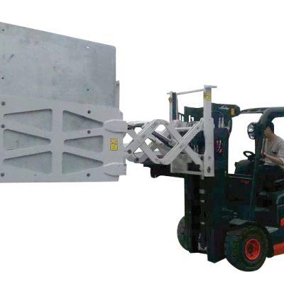 Ստվարաթուղթ մամլիչ հավելված 3t Forklift- ի համար