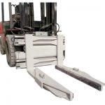 Forklift Attachment հիդրավլիկ բլոկի ճարմանդ