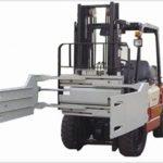 Heavy Hydraulic Bale սեղմակներ վաճառքի համար