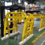 Բարձրորակ Forklift բետոնի զանգի տիպի փակման սեղմակներ վաճառքի համար